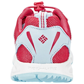 Columbia Drainmaker III Shoes Youth tango pink/sky blue
